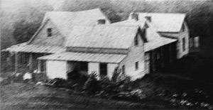 In 1862 Major Paton extended the existing cob cottage to house his large family